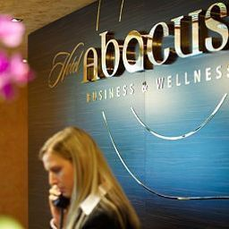 Reception Abacus Business & Wellness
