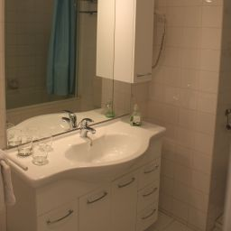 Camera da bagno Adam Apartment