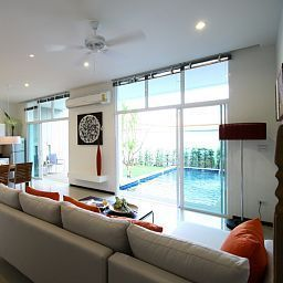 Vista interior Two Villas Holiday Oxygen Bang Tao Beach