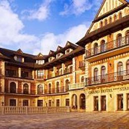 Grand Hotel Stamary Wellness&SPA Zakopane