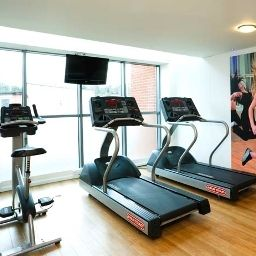 Fitness room Ramada Encore