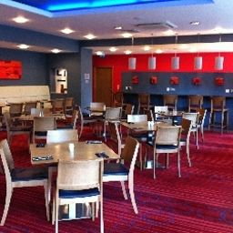 Breakfast room within restaurant Ramada Encore