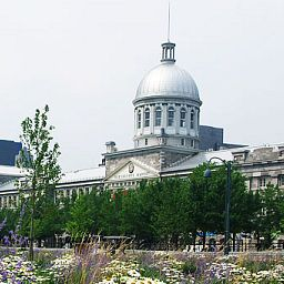 Vista Auberge Bonsecours