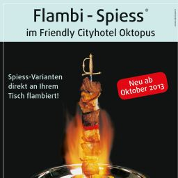 Ristorante Friendly Cityhotel Oktopus