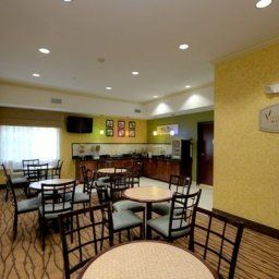 Restaurante Sleep Inn & Suites Houston