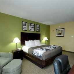 Habitación Sleep Inn & Suites Houston