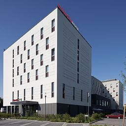 Vista exterior InterCityHotel Berlin-Brandenburg Airport