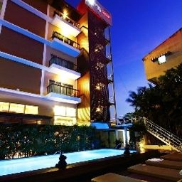 Exterior view Eastin Easy Siam Piman