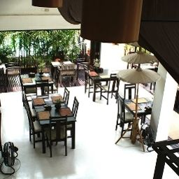Breakfast room within restaurant Eastin Easy Siam Piman