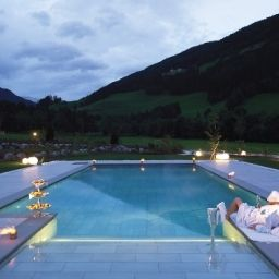 Basen Deluxe Hotel & Spa Resort Alpenpalace