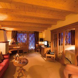 Suite Deluxe Hotel & Spa Resort Alpenpalace