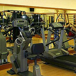 Fitness La Pace Grand Hotel Fotos