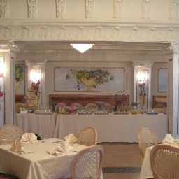 Breakfast room Arosio Hotel