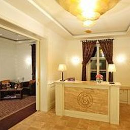 Réception Ipoly Residence Executive Hotel Suites