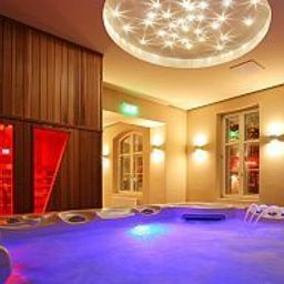 Obszar spa Ipoly Residence Executive Hotel Suites