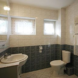 Bathroom Relax Apartment House
