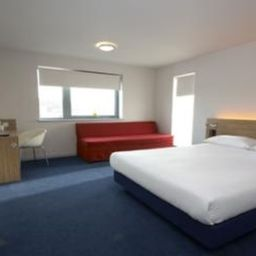 Camera TRAVELODGE CARDIFF ATLANTIC WHARF