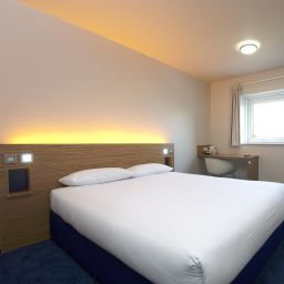 Номер TRAVELODGE CHESTER CENTRAL