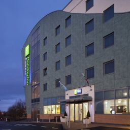 Vista esterna Holiday Inn Express TAMWORTH
