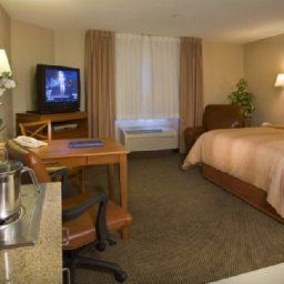 Room Candlewood Suites HOUSTON - KINGWOOD Fotos