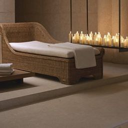 Obszar spa Milano Bulgari Hotels & Resorts