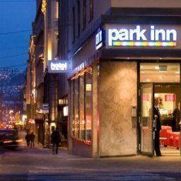 Vista exterior Park Inn By Radisson Oslo