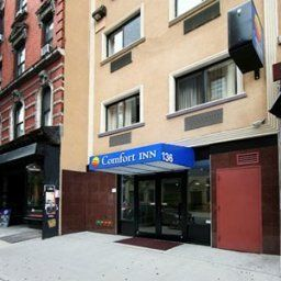Vista exterior Comfort Inn Lower East Side Fotos