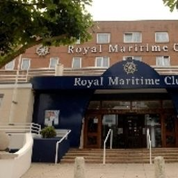 Exterior view Royal Maritime Club