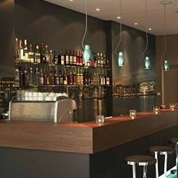 Bar Motel One Alster