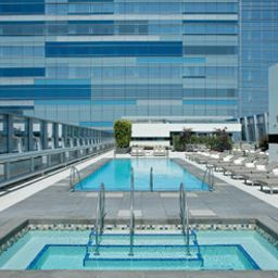 Pool Los Angeles The Ritz-Carlton