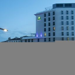Фасад Holiday Inn Express MARSEILLE - SAINT CHARLES