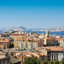 Holiday Inn Express MARSEILLE - SAINT CHARLES Marsylia