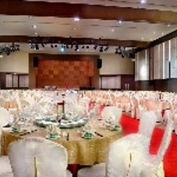 Salle de banquets Grand Aston City Hall Medan