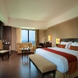 Chambre Grand Aston City Hall Medan