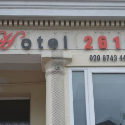 Hotel261 (previously known as Sani Hotel)