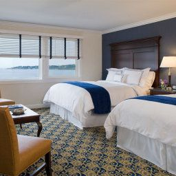 Chambre Newport Beach Hotel And Suites Fotos