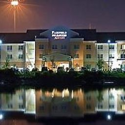 Vista esterna Fairfield Inn & Suites Tampa Fairgrounds/Casino