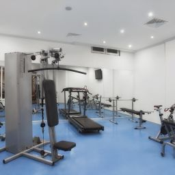 Fitness room Akka Claros Fotos
