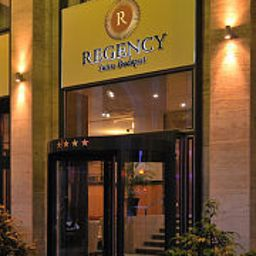 Exterior view Regency Suites