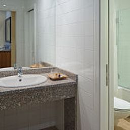 Camera da bagno Regency Suites