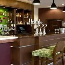 Bar Jurys Inn Aberdeen