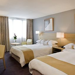 Chambre Hotel Mercure Leuven Center