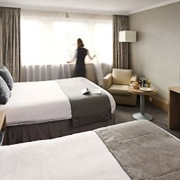Chambre Hotel Mercure Brussels Center Louise