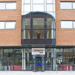Exterior view Hampton by Hilton Liverpool City Centre