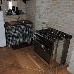 Kitchen Pescara Bed & Breakfast