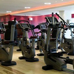 Sala spa/fitness The Continental