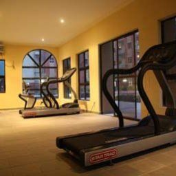 Wellness/fitness area Hawthorn Suites by Wyndham Abuja Fotos