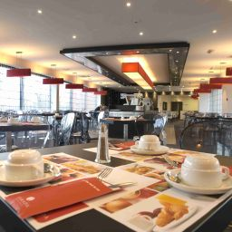 Breakfast room Ramada Brussels Woluwe