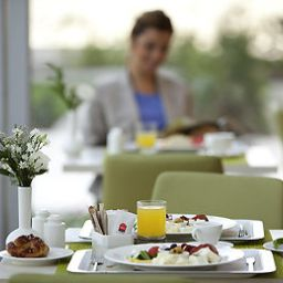 Breakfast room within restaurant ibis Kayseri