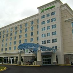 Vista exterior Holiday Inn CHATTANOOGA - HAMILTON PLACE
